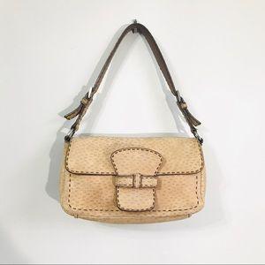 Prada St. Pecary nubuck leather mini bag